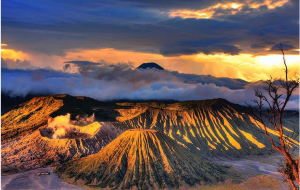 The Charm Of Beauty Bromo